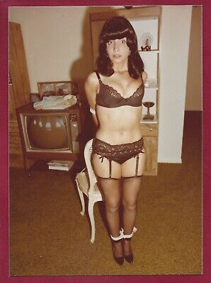 Vintage Nude Photo~Perky Breasts Tied Up Kinbaku Kidnapped Pinup Judith Wilson