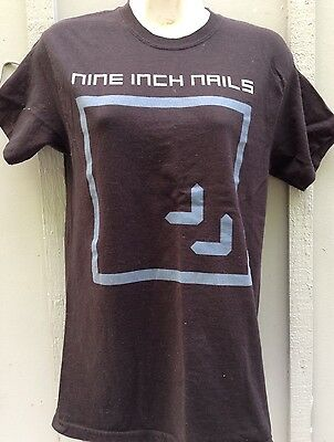 Nine Inch Nails Women's Black T Shirt Size S