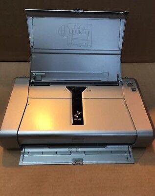 CANON IP100 COLOUR PORTABLE PRINTER (Drucker Portable)