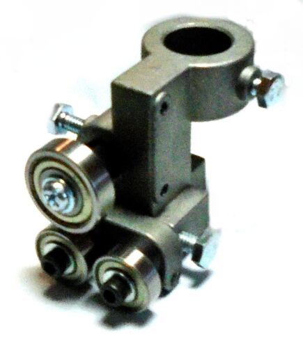 """COMPLETE UPPER BLADE GUIDE ASSEMBLY FOR 14 INCH BAND SAW 7/8"""" BORE"""