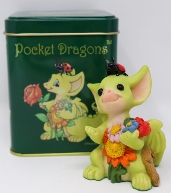 2000 Whimsical World of Pocket Dragons by Real Musgrave ~ Proud Gardner ~
