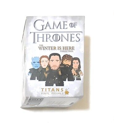 """Titans GAME OF THRONES The Winter is Here Collection Unopened 3"""" Vinyl Figure"""