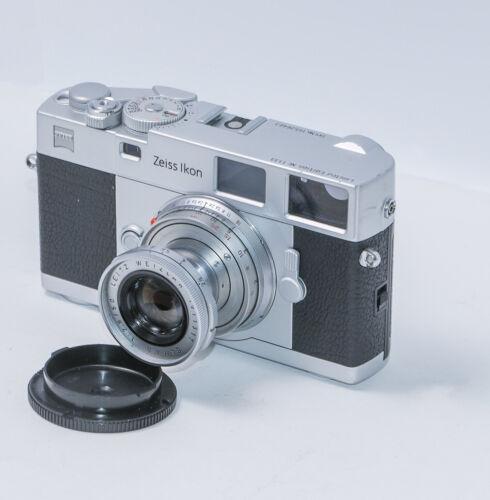 Zeiss Ikon ZM limited edition Leica ELMAR-M 50mm f/2.8 MF Lens