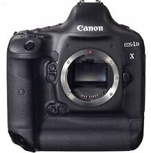 Canon EOS-1D X DSLR Balranald Murray-Darling Area Preview