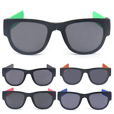Slap Sunglasses Creative Wristband Slappable Glasses Snap Bracelet Bands Fashion - Snap Wristbands
