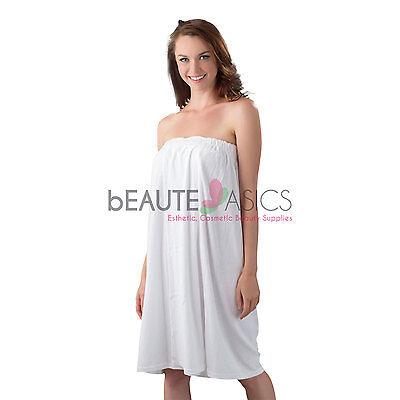 Womens Terry Spa Body Wrap Facial Salon Bath gown Non-Pilling Fabric- AG12 x1