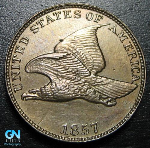 1857 Flying Eagle Cent  --  MAKE US AN OFFER!  #B3450