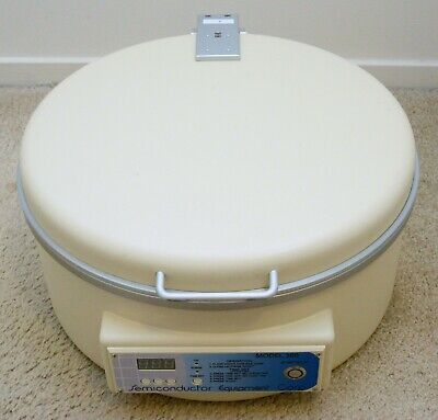 Semiconductor Equipment Corp Model 360 Uv Light Dicing Tape Exposure Curing 365