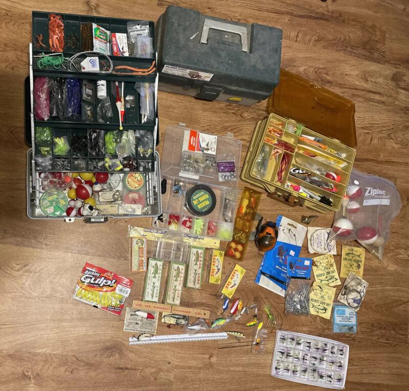 Mixed Lot Fishing Supplies