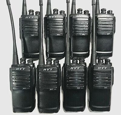 HYT TC-508U Radio  (PRICE IS PER UNIT) *READ DESCRIPTION*
