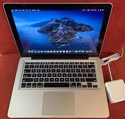 "Apple MacBook Pro A1278 Core i5"" 2.5GHz 13-Inch (Mid-2012) 4GB RAM 500GB HDD"