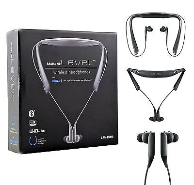 NEW Samsung Level U Pro Bluetooth Wireless Inear Headphones Microphone UHQ Audio