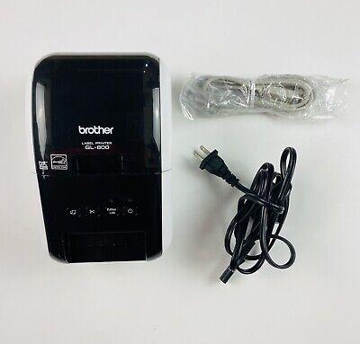 Brother Ql-800 High-speed Professional Label Printer Lightning Quick Printing