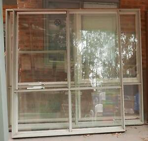 Laminated glass awning windows various sizes Emerald Cardinia Area Preview