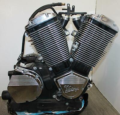 1999 Victory V92 Engine Motor Transmission