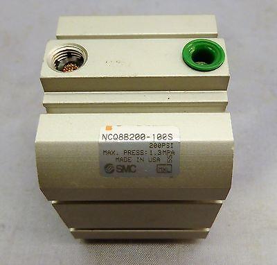 Smc Compact Cylinder Ncq8b200-100s
