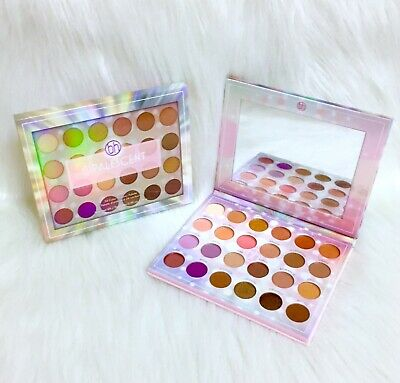 BH Cosmetics Opalescent Eyeshadow Palette 24 Colors BNIB 100% Authentic, used for sale  Shipping to Canada