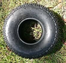 18x8.5-8NHS (x2) 15x6.0-6NHS (x1) Ride-On Mower Tyres Tanah Merah Logan Area Preview