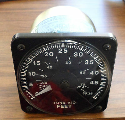 Yokogawa Voltmeter Panelmeter Foot Tons Yca Db-40 Part Number 4981p1500201-21