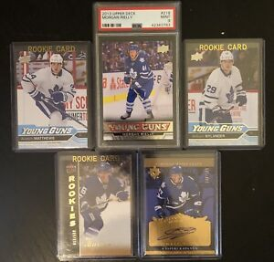 Toronto Maple Leafs Rookies/Auto/Young Guns