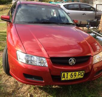 2006 VZ Holden Commodore Acclaim Sedan South Windsor Hawkesbury Area Preview