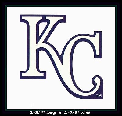 KANSAS CITY ROYALS BASEBALL MLB DECAL STICKER TEAM LOGO~BUY 1 GET 1 30% - Kansas City Royals Stickers