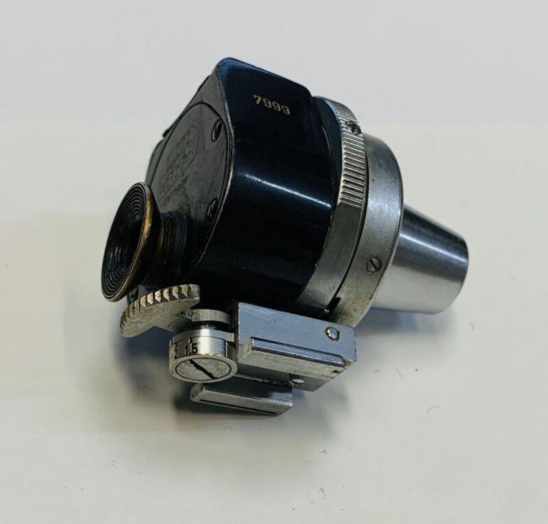 Leitz Wetzlar Universal Camera Viewfinder / Rangefinder VIOOH