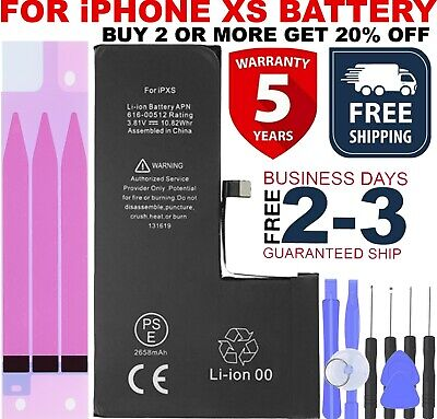 OEM Replacement Internal Battery for iPhone  Xs  iPhone Li-Ion Battery Oem Replacement Battery