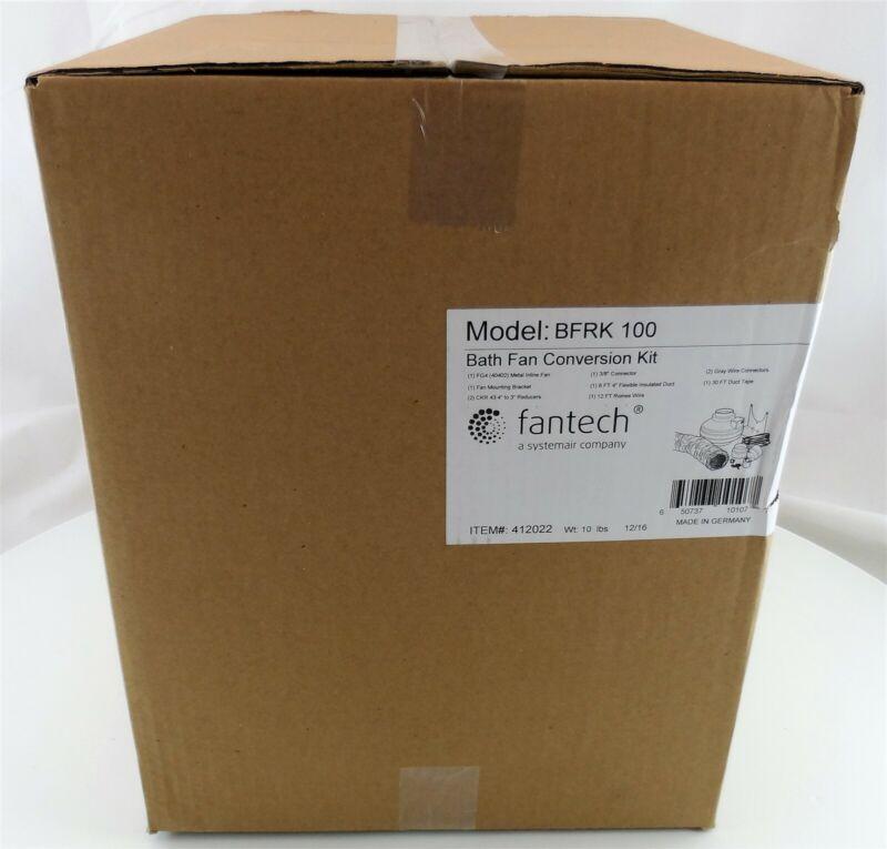 Fantech Model BFRK 100 Bath Fan Conversion Kit New