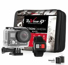 4K Sports Action camera Ultra HD DV 16MP 1080p 60fps + Remote +