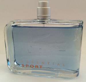 Lacoste ESSENTIAL SPORT 125ml Eau De Toilette Spray - New - Supplied UNBOXED