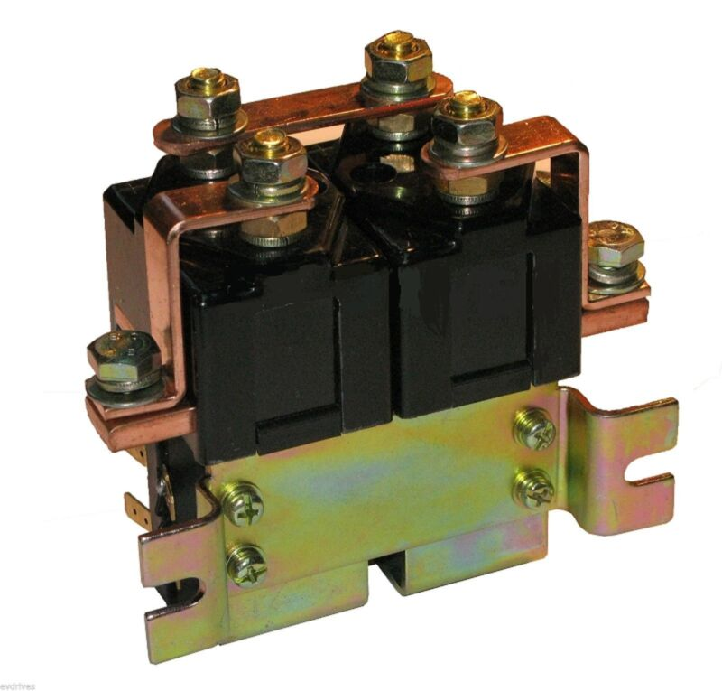 Albright SW182 Style Reversing Contactor / Solenoid - 72V generic