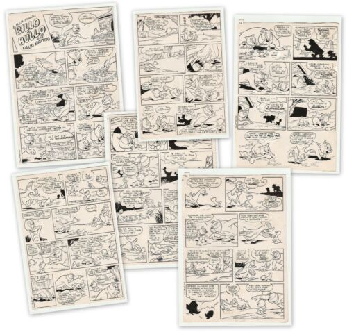 MGM Metro Goldwyn Mayer Comics - Billo e Bullo (Spike and Tyke) Tom&Jerry 1952