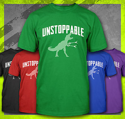 Unstoppable T Rex T Rex Toy Claw Hand Funny Meme Dinosaur Grabber T Shirt Tee
