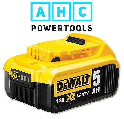 Dewalt DCB184 18V XR li-ion Battery 5Ah Genuine UK Stock
