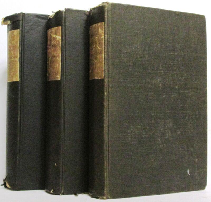 Memorial Biographies of New England Historic Genealogical Society Vol I, II & V