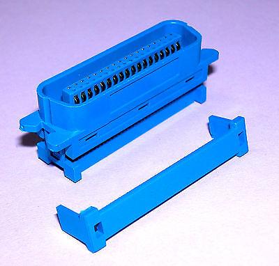 Centronics-Stecker 36 pol schneidklemm f. Flachkabel Ribbon Connector male