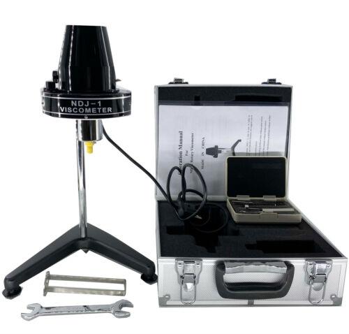 Rotary Viscometer Rotational Liquid Viscosity Tester Pointer Fluidimeter