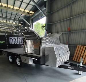 PRO-BUILT HAULERS AUSTRALIA Garbutt Townsville City Preview