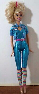 WORKOUT BARBIE Disney Toy Story 3 1999 Mattel VINTAGE Doll RARE
