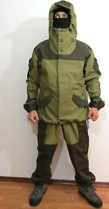 Russian-Army-Special-Forces-New-Uniform-Summer-Suit-GORKA-All-Sizes-48-60