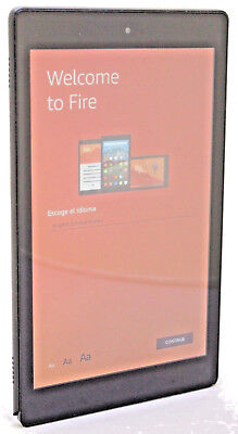 Amazon Kindle Fire w/Alexa HD8, 6th Gen 32GB, - Red, SCRATCHES