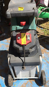Automatic shredder/mulcher Riverstone Blacktown Area Preview
