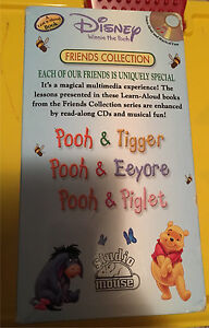 Winnie the Pooh clock, lamp and books with cds London Ontario image 7