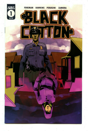 Black Cotton #1 (2021) Scout Comics NM/NM-