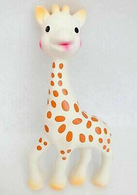 Dog Puppy Squeaker Latex Giraffe Toy Throw And Chew - Dog Giraffe