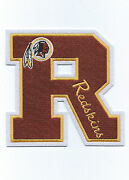 Redskins Iron on Patch