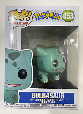 Funko - Pop Games: Pokémon-Bulbasaur Brand New In Box