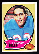 OJ Simpson Rookie Card