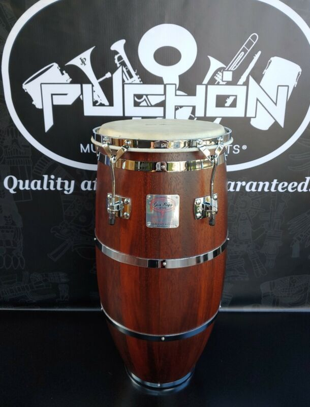 "Gon Bops Mariano Series Chrome Tumba 12.25"" Durian Finish"